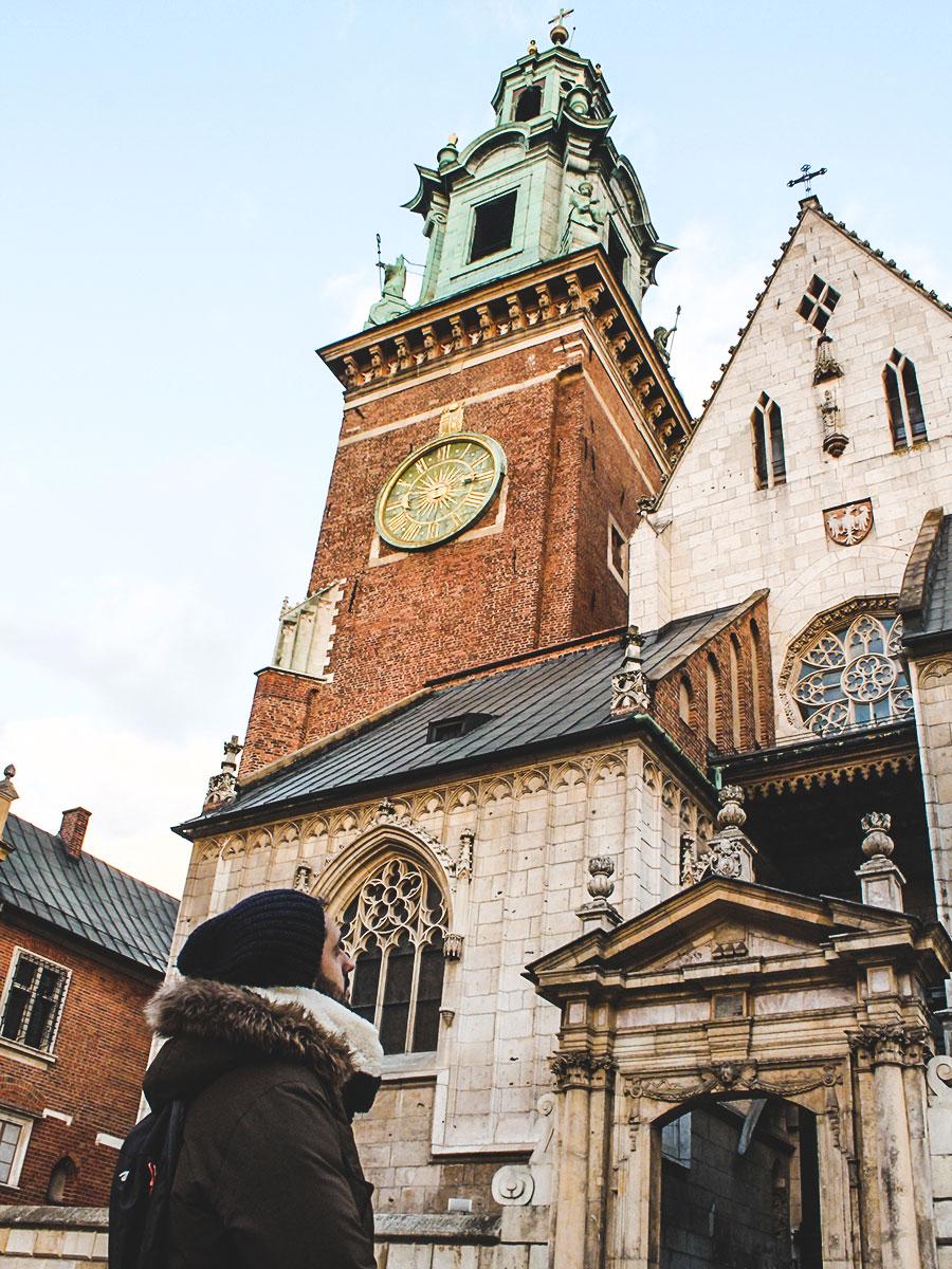 Cracovia cosa vedere Cattedrale