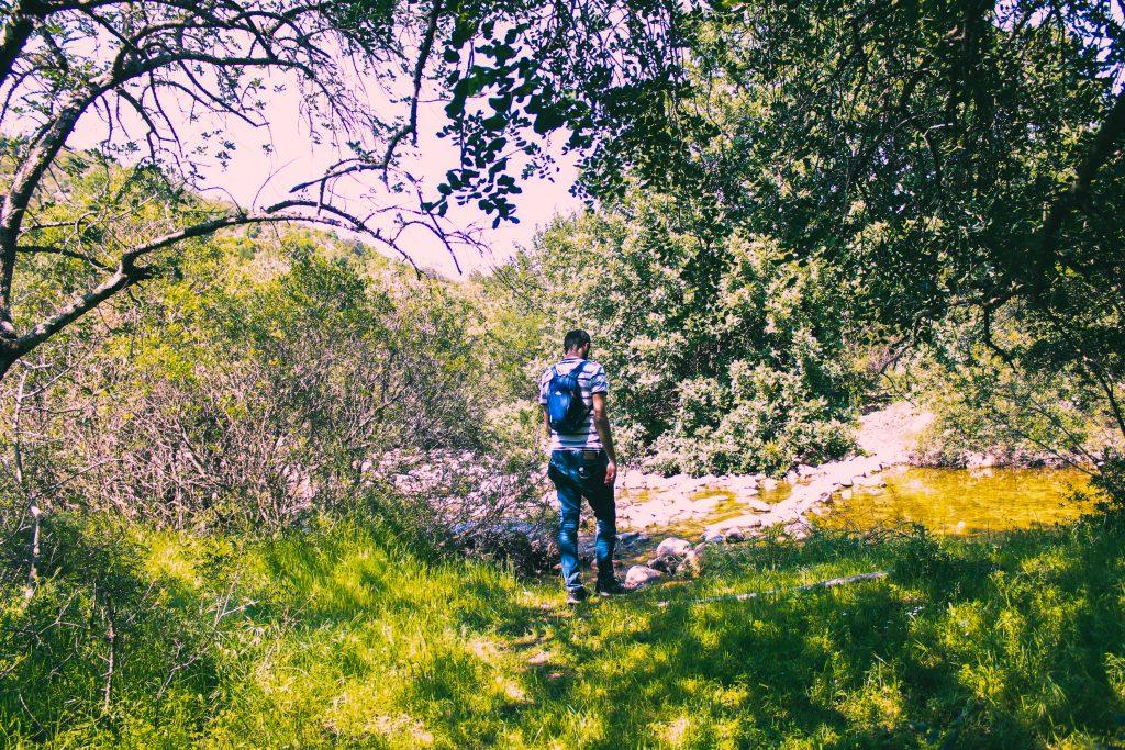 Autunno in Sardegna - paesaggi da vedere: Monte Arcosu