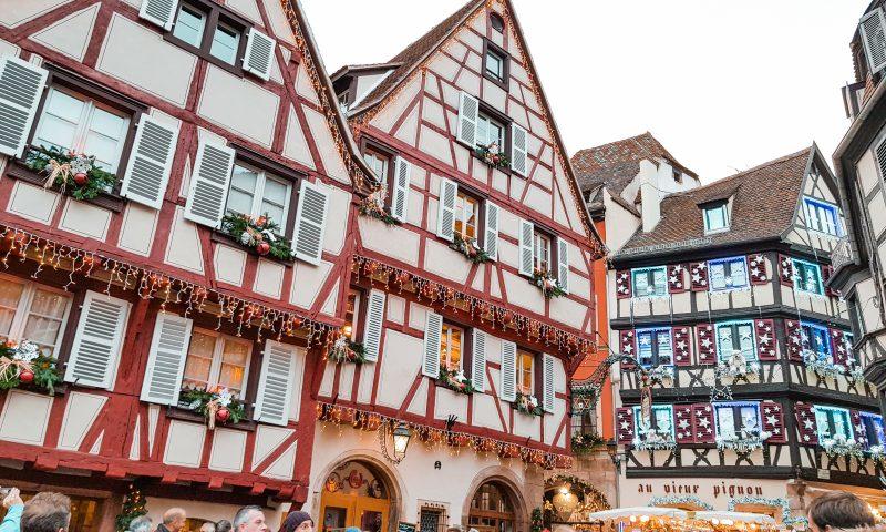 mercatini Natale Colmar Alsazia