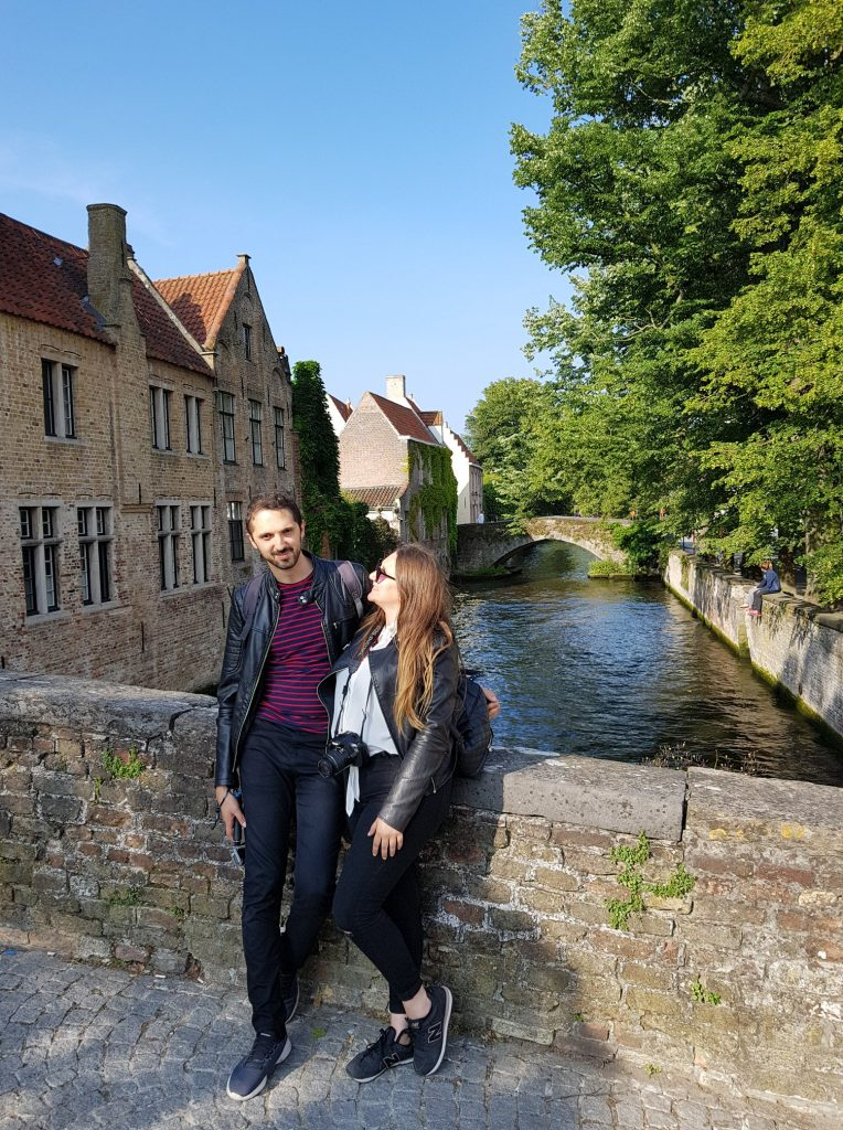 cosa vedere bruges ponti