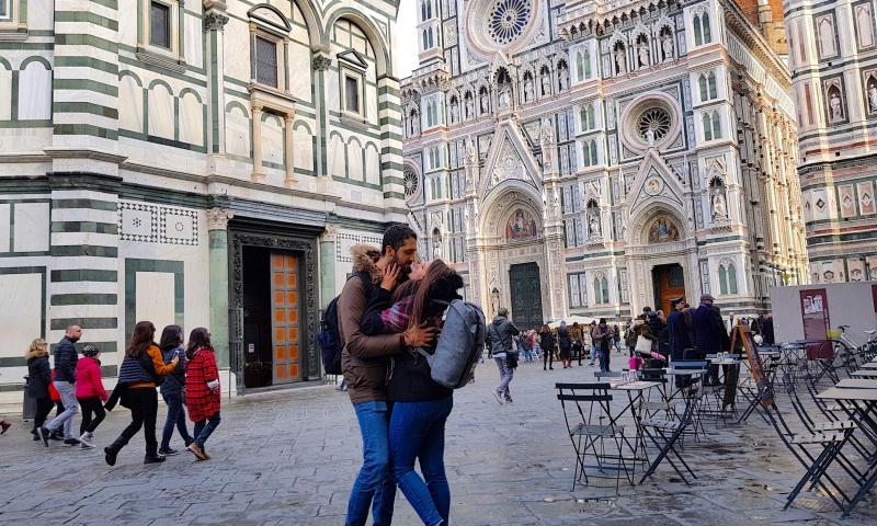 un weekend in Toscana
