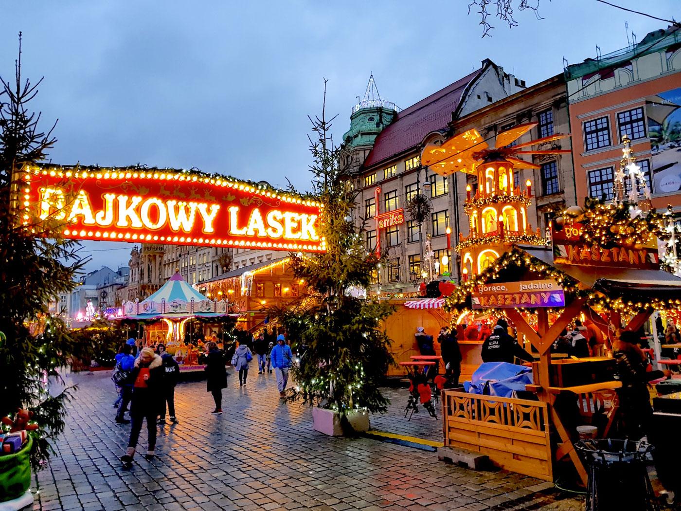 Mercatini di Natale a Breslavia