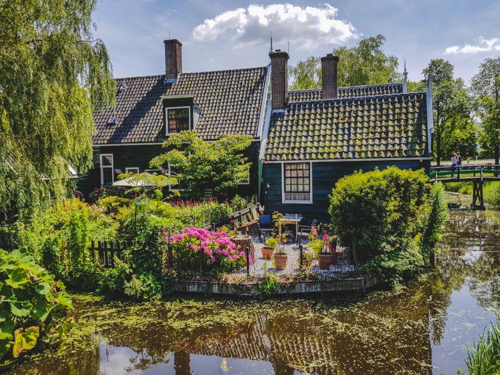 un giorno a Zaanse Schans