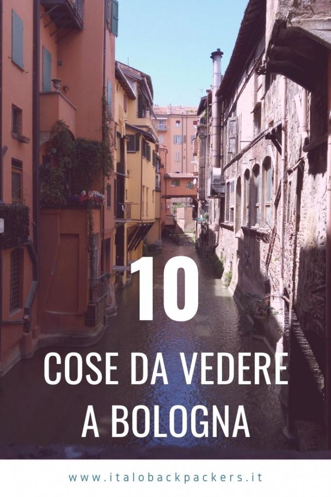 10 cose da vedere Bologna