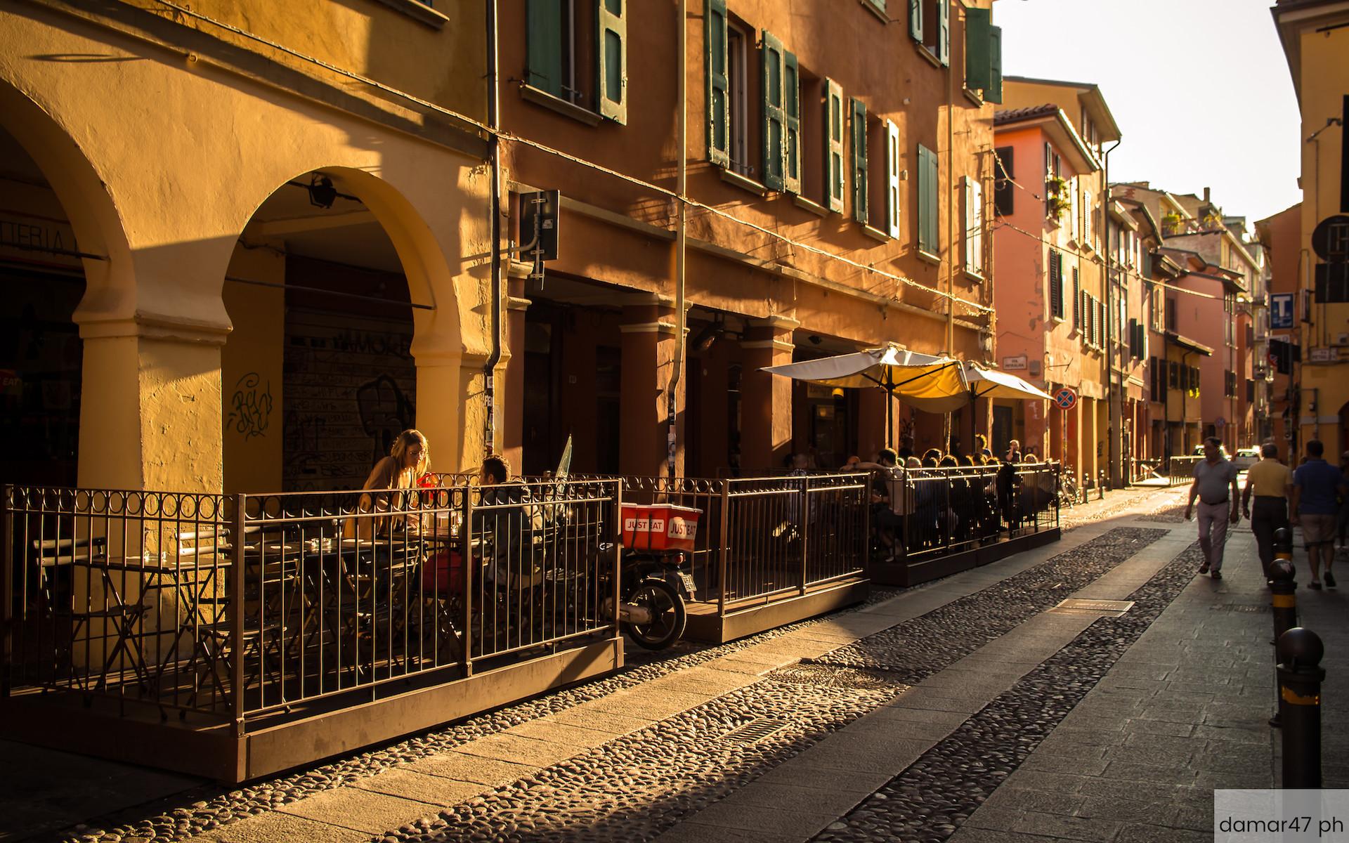 Bologna - Via del Pratello | 10 cose da vedere a Bologna