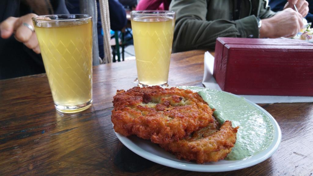 dove-mangiare-Francoforte - rosti grüne soße