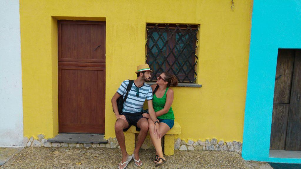 Autunno in Sardegna: San Giovanni di Sinis