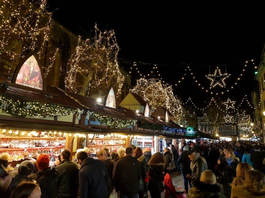 mercatini Natale Strasburgo Alsazia