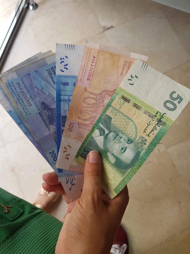 cosa sapere marocco soldi dirham