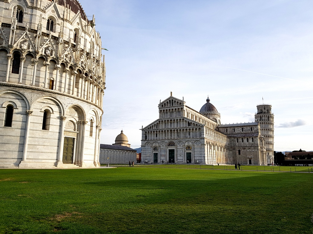 un weekend in toscana Pisa