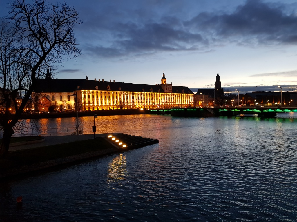 Mercatini di Natale Breslavia Università