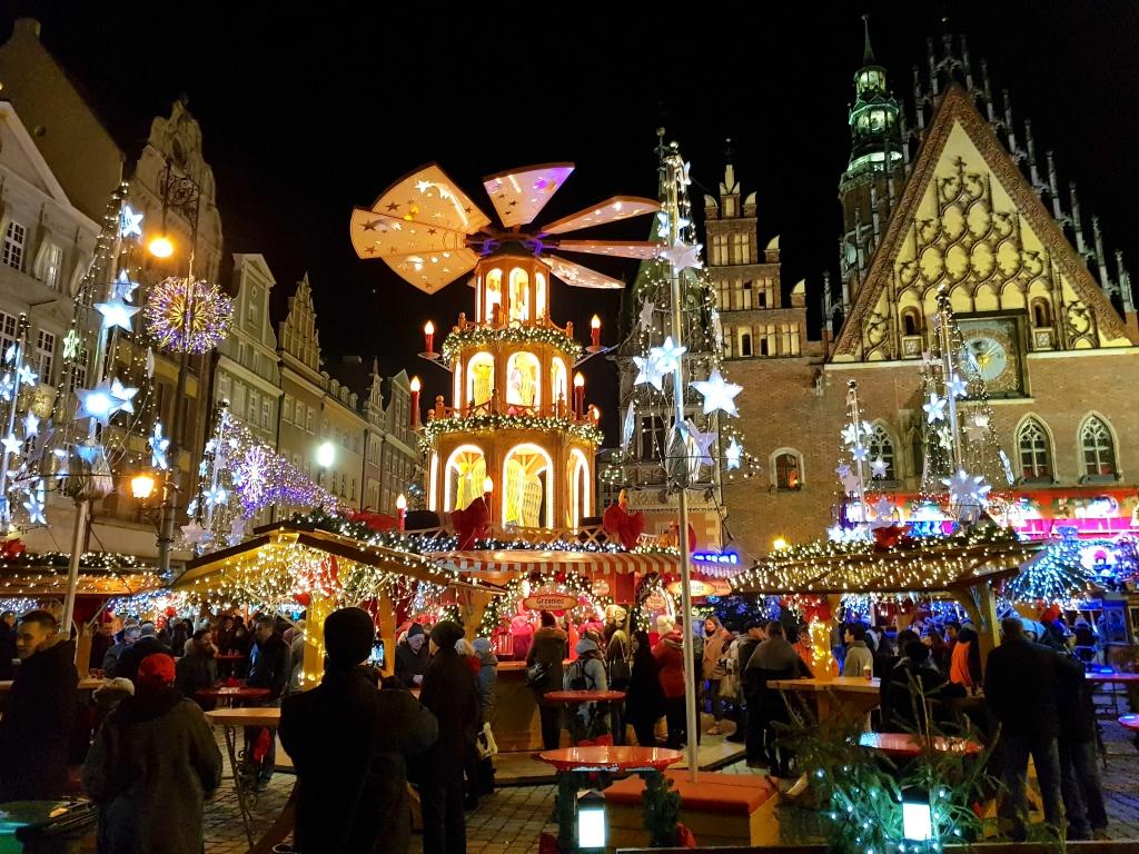 Mercatini di Natale Breslavia