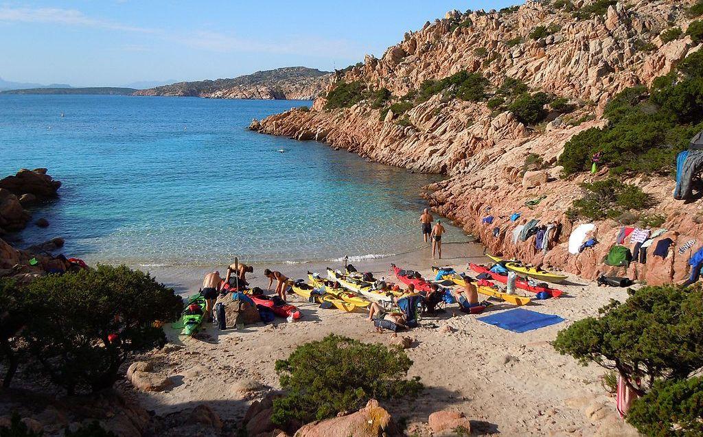 cala coticchio Sardegna spiagge più belle