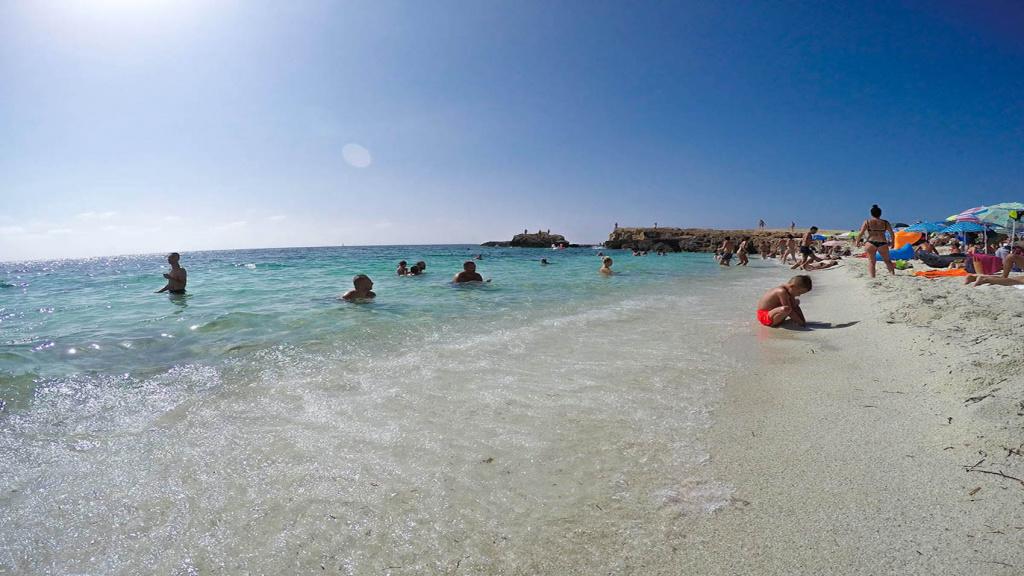 spiagge più belle sardegna is arutas